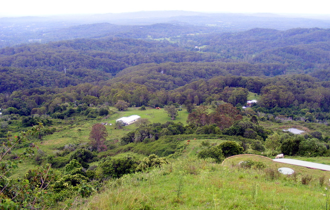 Gerrad's Lookout in Maleny