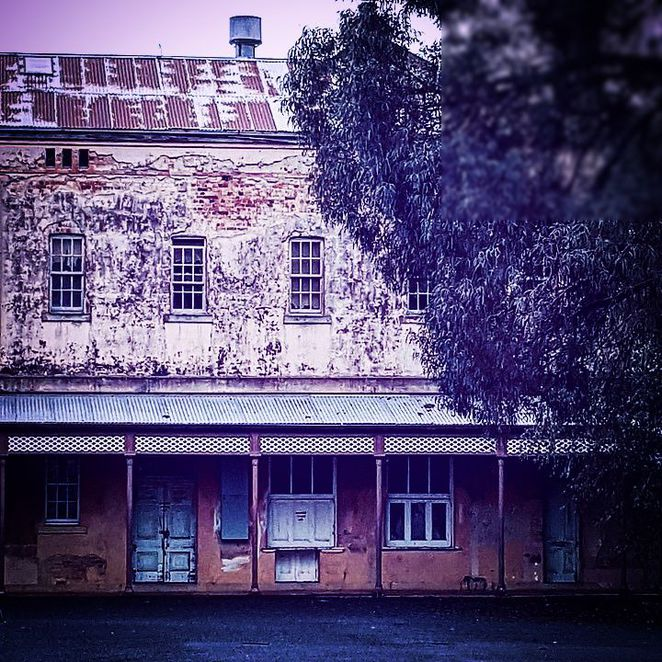 Visit 13 Of Victoria's Most Haunted Places
