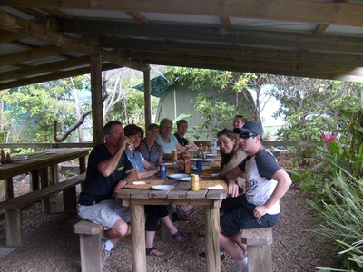 gold coast tour lunch included