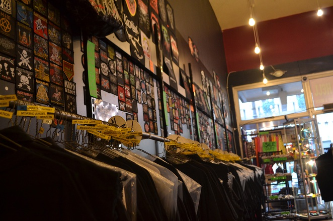 Highway to Hell, Highway to Hell Merchandise, Highway to Hell Elizabeth St, Highway to Hell Melbourne store Melbourne CBD,