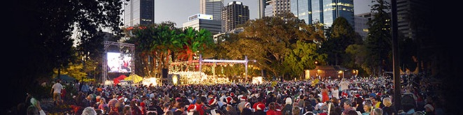 IGA Carols by Candlelight for Variety 2015