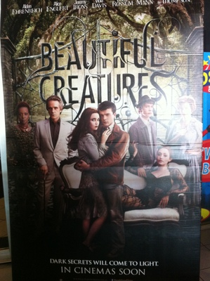 Beautiful Creatures promotional poster
