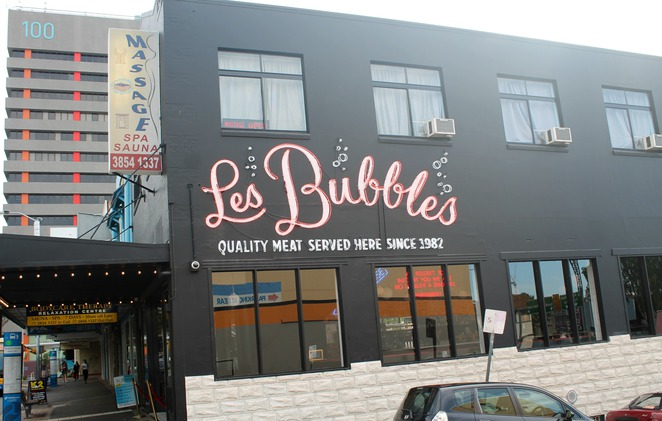 les bubbles fortitude valley regret no longer brothel