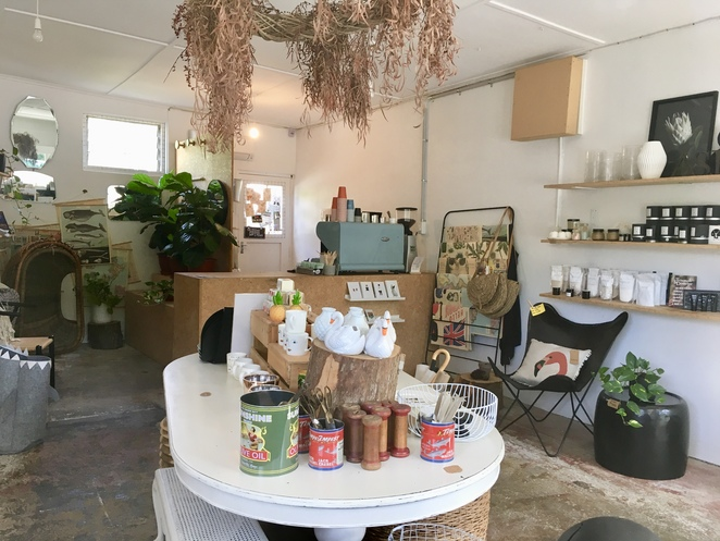 Little Haven, Cafe Pinehaven, Image by Jade Jackson, Giftwares, Peoples Coffee, Wellington, New Zealand