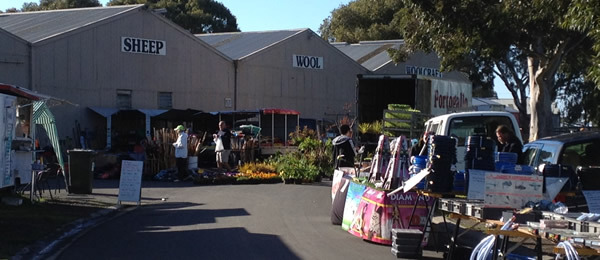 Showground Market Geelong