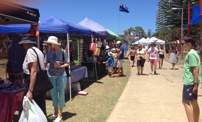 Markets Coolangatta
