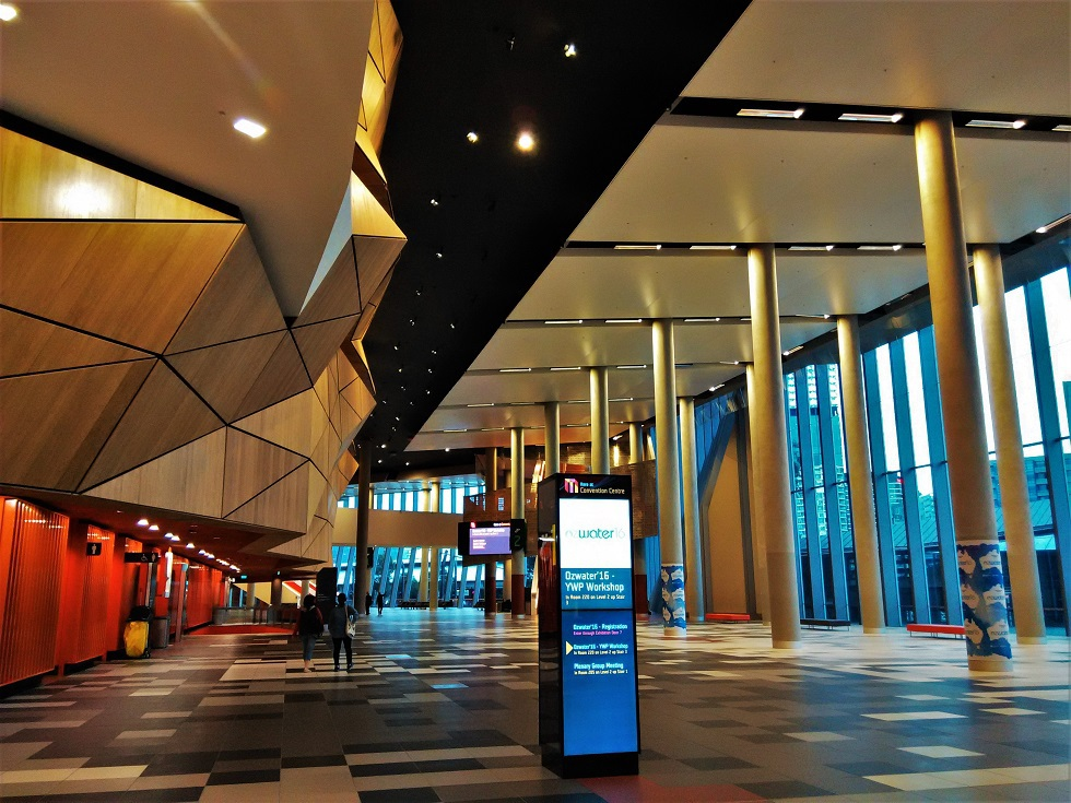Crown Convention Centre Melbourne