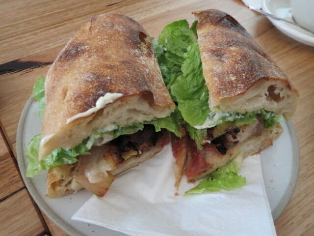 Monday's Coffee Store, Pork Belly Sandwich, Prospect, Adelaide