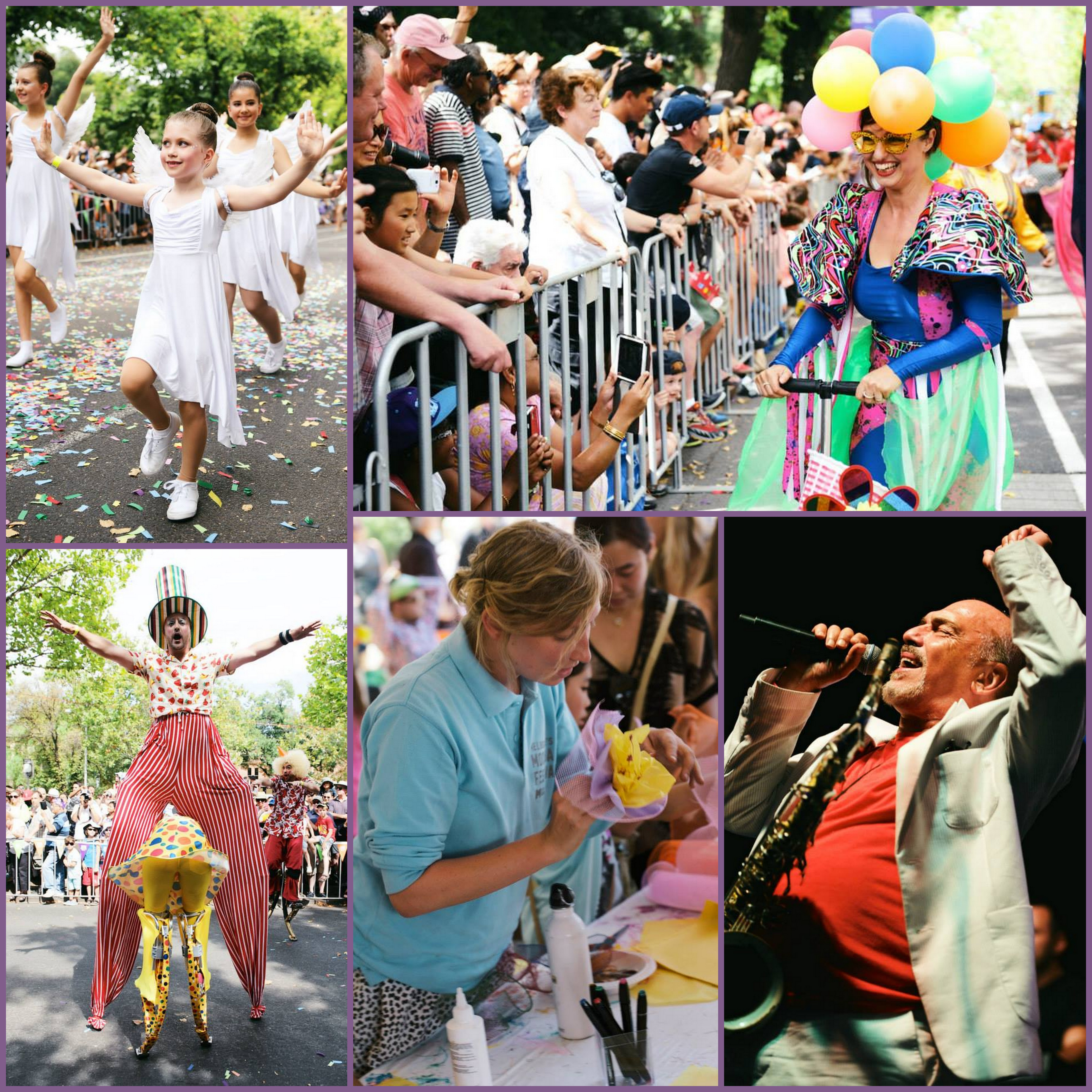 Moomba Festival 2015 - Melbourne - by Happy Mom