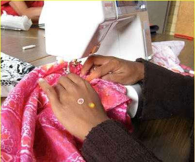 Multicultural Women's Sewing Group