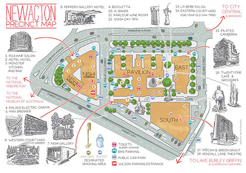 NewActon map. Image courtesy of their website.