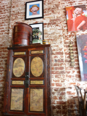 Chapels on whatley cafe perth for Asian antiques perth