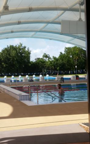 Parap, Parap pool, swimming pool, Parap swimming pool, Darwin, swim