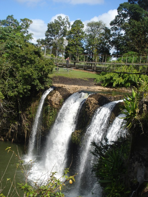 paronella park waterfalls, tourist attractions near mission beach