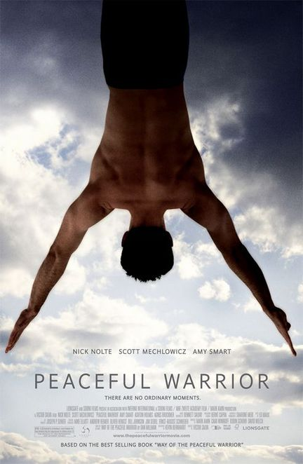Peaceful Warrior, copyright Lionsgate Universal Pictures