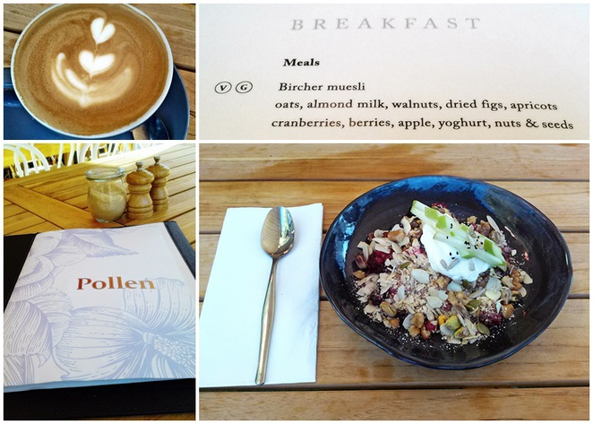 pollen, cafe, australian national botanical gardens, ACT, breakfast, lunch, cakes, coffee,