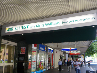 quest on king william