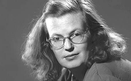 Shirley Jackson, The Lottery, creepy short stories for Halloween, short stories, short horror story, scary stories for Halloween