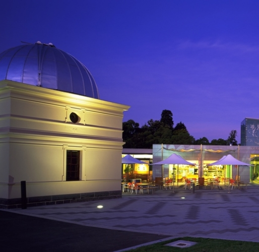 Starry Southern Skies Melbourne Observatory