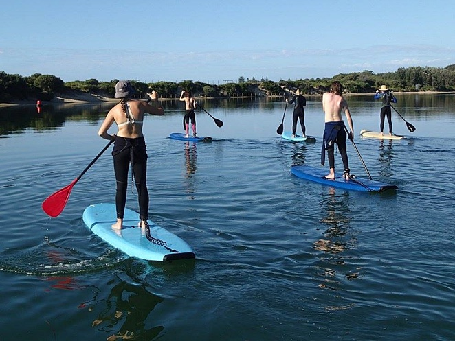 surf the bay, batemans bay, canberra, south coast, NSW, exercise, SUP, surf, board hire, kids, family, fitness, ideas,