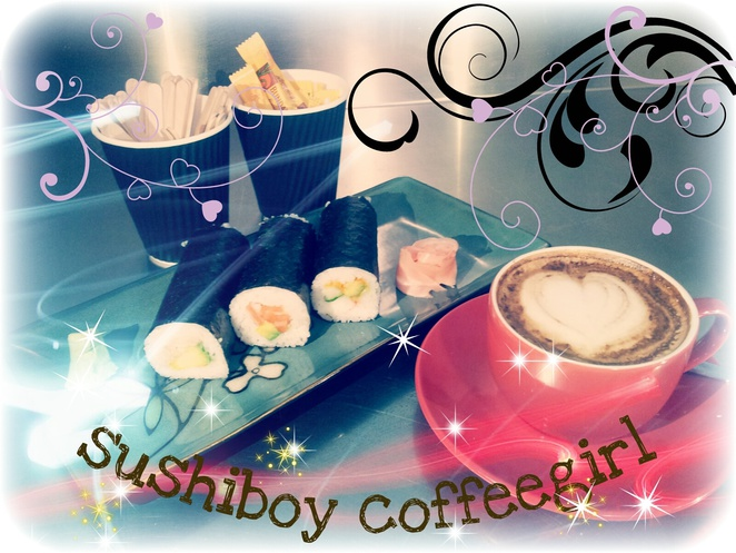 Sushi Boy Coffee Girl