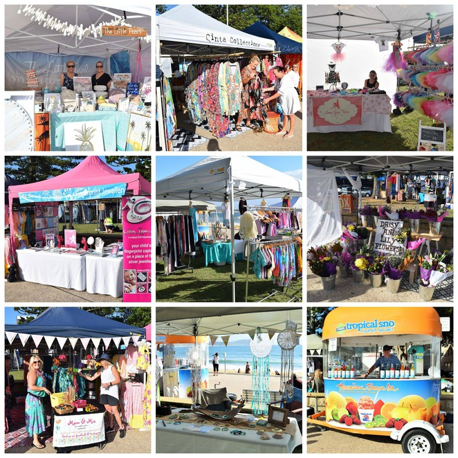terrigal beach, terrigal markets, markets in terrigal, central coast markets