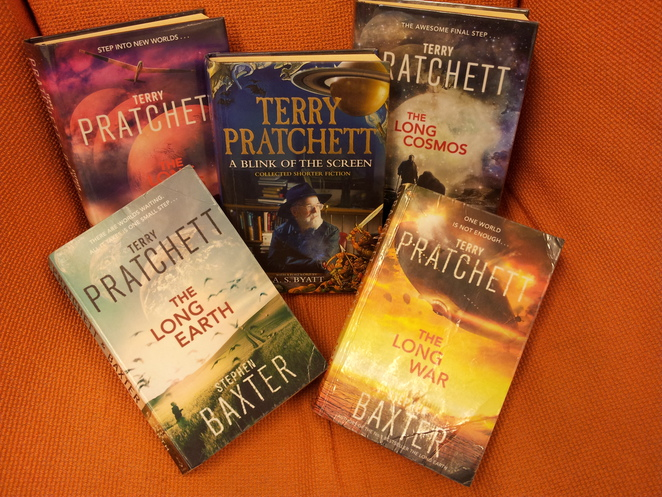 terry pratchett discworld fantasy