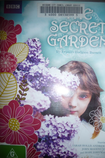 the secret garden, BBC children's television, dvds for children, dvds for kids