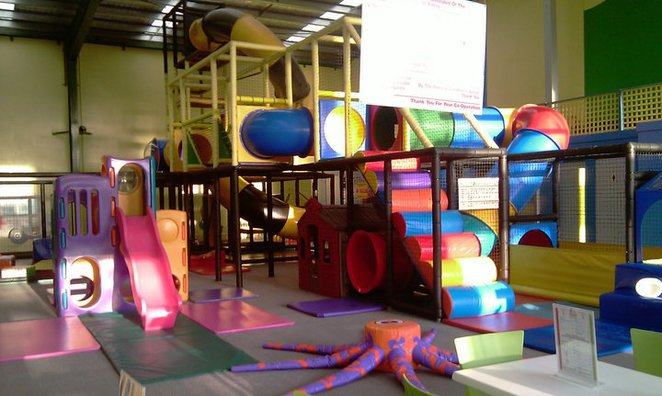 The Silly Seahorse indoor play centre