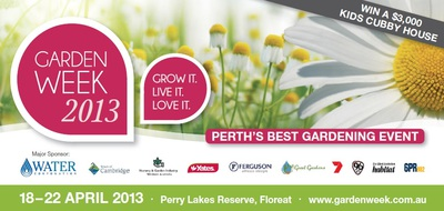 Image Courtesy of the WA Garden Week Expo website
