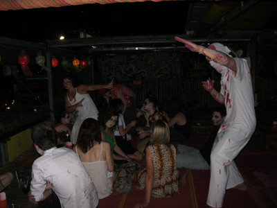 Zombies, Rooftop Bar