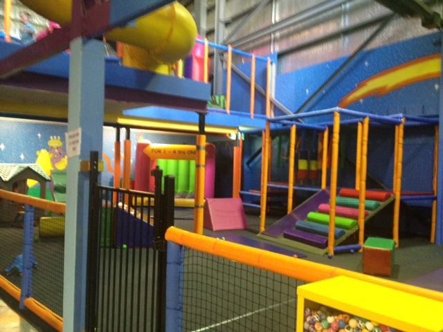 Kids space indoor playcentre and party venue melbourne for Indoor play activities