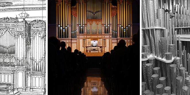 30th anniversary organ concert and history talk, community event, fun things to do, city of adelaide, adelaide town hall, community event, fun things to do, j w walker & sons organ, live recording, music by peter kelsall, talks by andrew baghurst, organ concert, city of adelaide, south Australia's history festival
