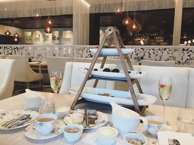 abode bistro, high teas in sydney, girls day out, bottomless drinks sydney