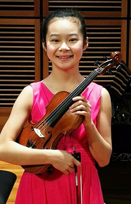 Alicia Poon, Queensland Youth Orchestra, String Sensations