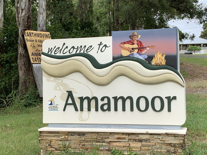 Amamoor Township, Amamoor National Park , Amamoor State Forest, General Store Amamoor, Mary Valley Rattler, Click Clack Cafe, Turntable, Food at Amamoor, Art at Amamoor