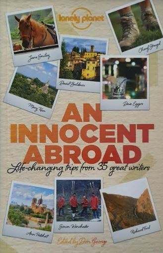 An innocent abroad, reading, books, book list, lonely planet