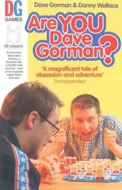 Are You Dave Gorman?, Dave Gorman
