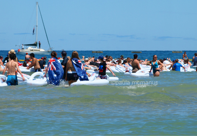 Australia Day at the Bay