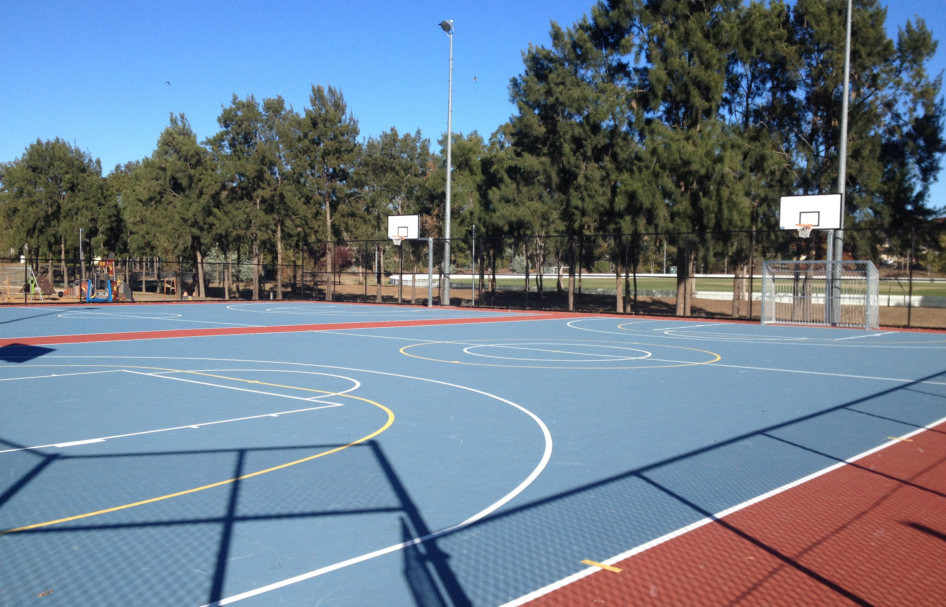 Birriwa Reserve Outdoor Youth Space Sydney