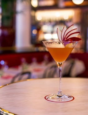 Bistrot Gavroche Red Rooster cocktail