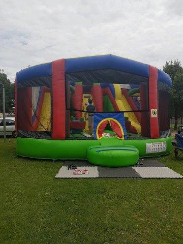 Hidden Gem Market, Woodcroft, Emmaus Catholic School, Bounce Bonanza