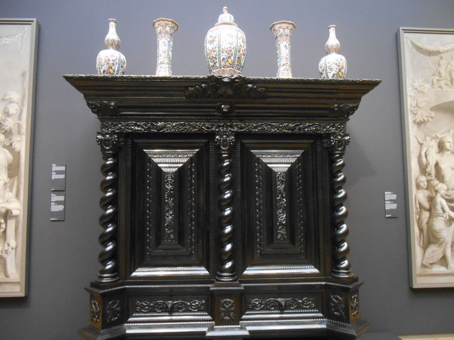 Cabinet, Rijksmuseum furniture