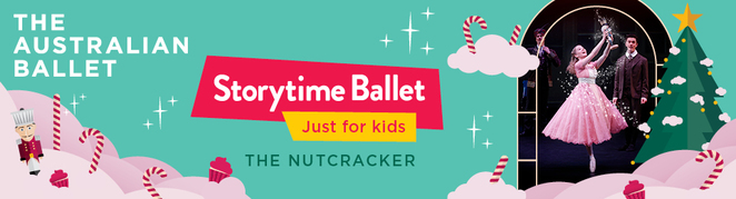 canberra theatre centre, ballet, january, 2020, shows, whats on, kids, school holidays, canberra, ACT, indoor, rainy day,
