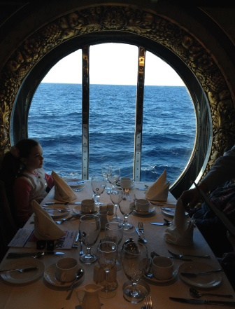Carnival Spirit Cruise Dining In The Empire Room