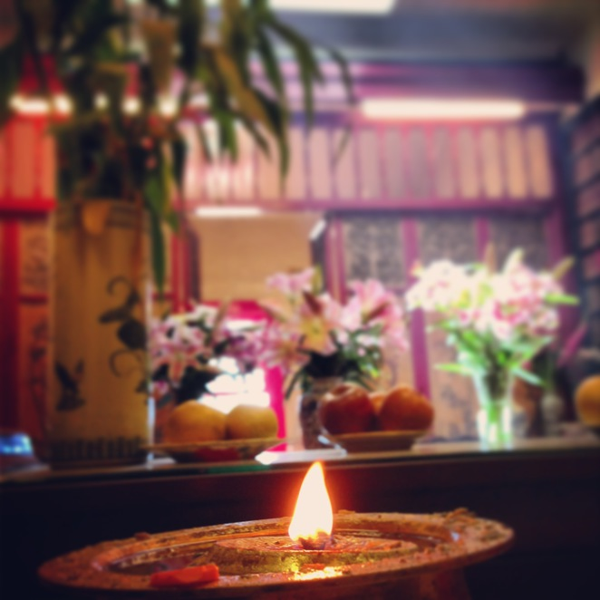 chinese, temple, sze, yup, glebe, sydney, exotic, cultural, spiritual, candle, flowers, fruit, offerings