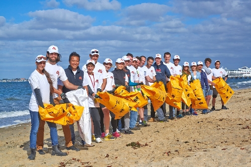 Photo courtesy of Clean Up Australia Day