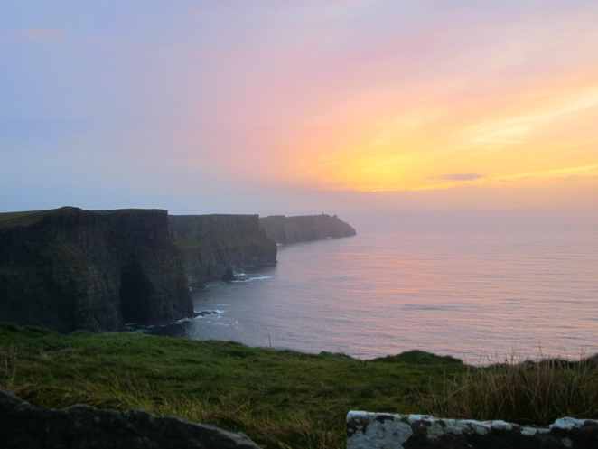 Cliffs of Moher, Ireland, cliffs