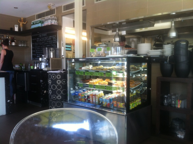 Coffee, cafe, surfers paradise, chevron, lunch, breakfast