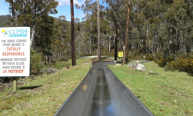 corin forest mountain retreat, bobsledding, canberra, school holiday activities, family fun in canberra,